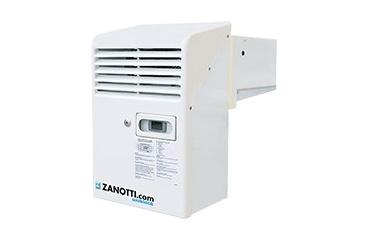 Groupe froid positif monobloc tampon container frigorifique 20 à 45 m3