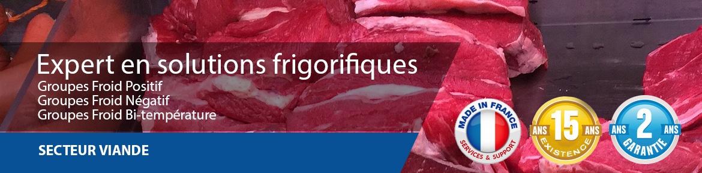 Expert groupes frigorifiques